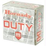 Hrndy 9mm+p 124gr Crt Duty 25/250